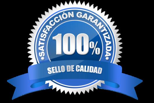 100x100 Garantía de satisfacción
